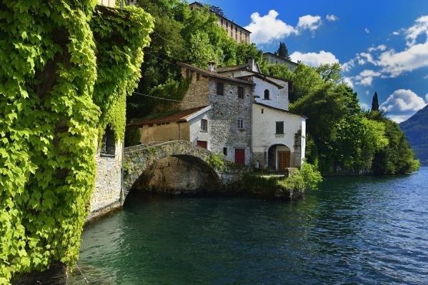 Ponte della civera coatesa sul lario e dintorni for Ponte sul davanti della casa