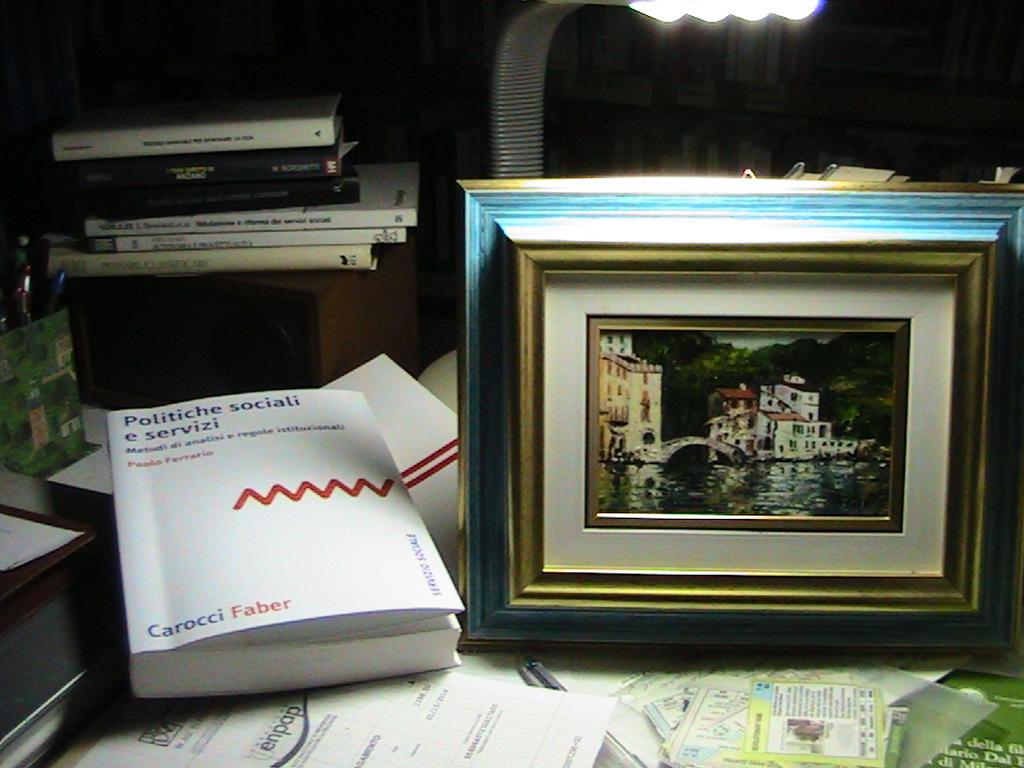 Luigi piotti pittore il ponte della civera a coatesa sul for Ponte sul davanti della casa