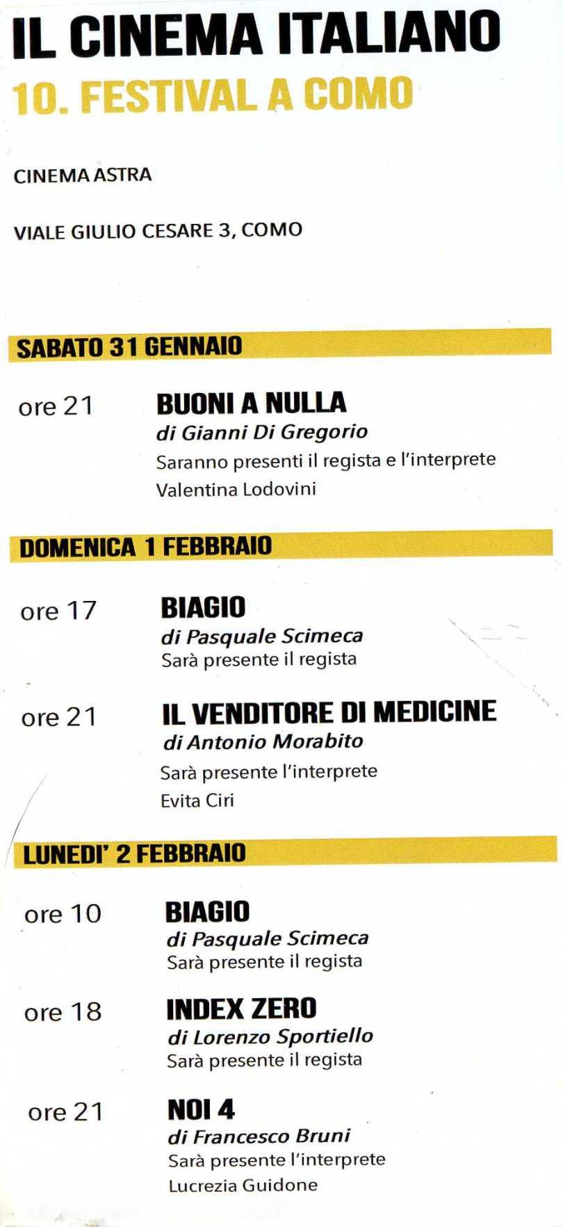 Cinema italiano como 20151913