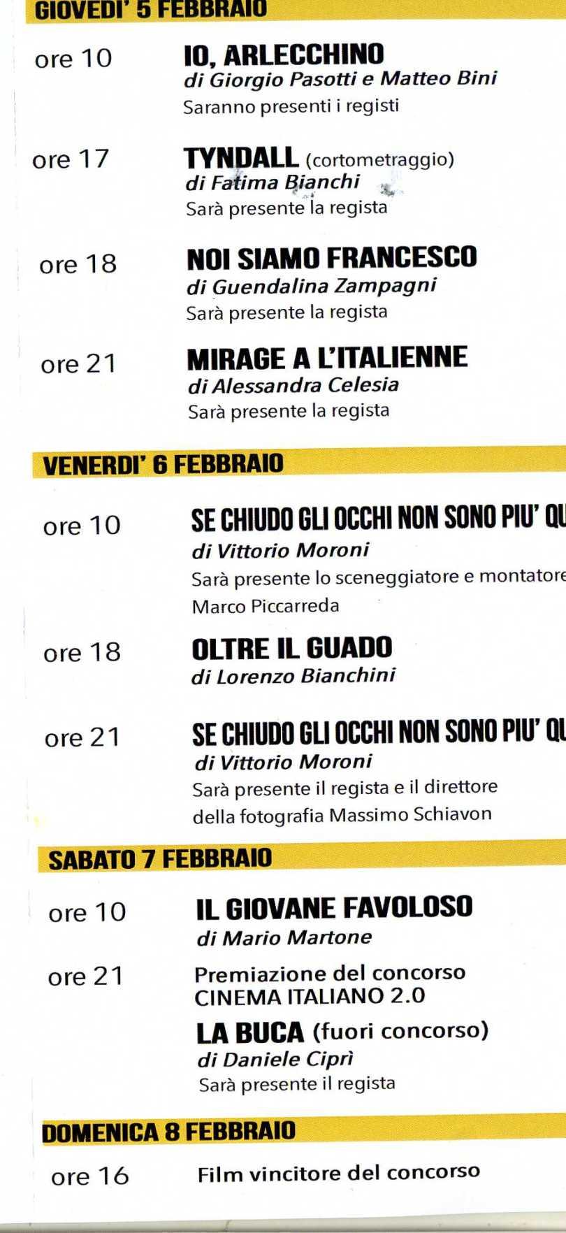 Cinema italiano como 20151915