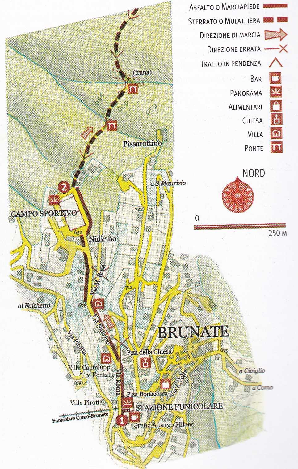 BRUNATE NESSO1877