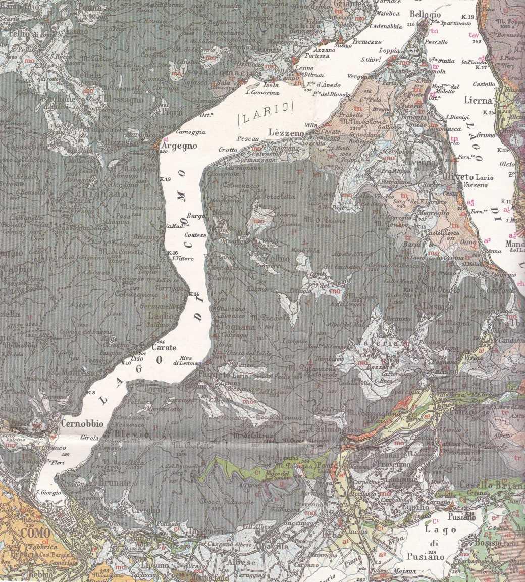 CARTA GEOLOGICA1874