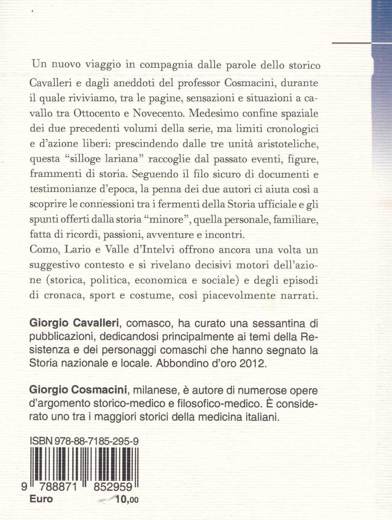 CAVALLERI COSMACINI2474