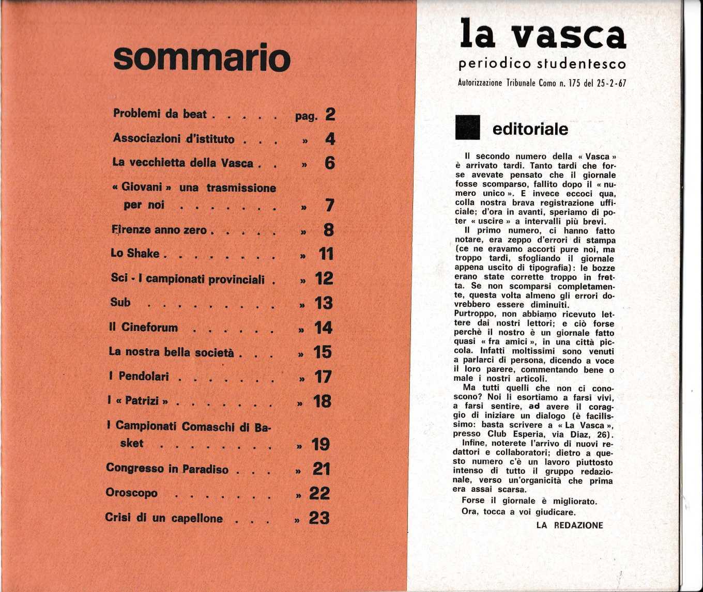 LA VASCA 2861