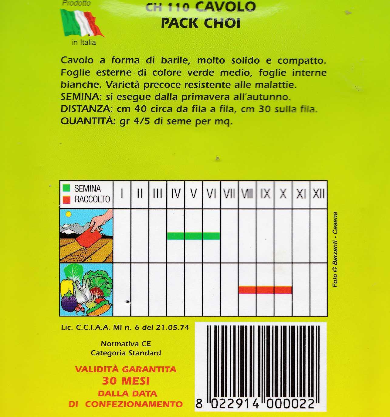 pack choi3471