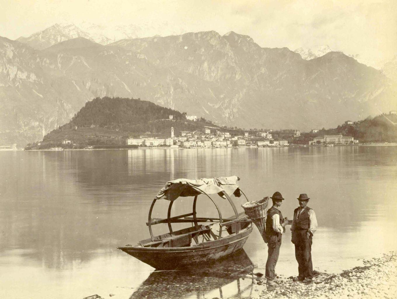 Carlo Bosetti, Bellagio, albumina, 1880 ca_b
