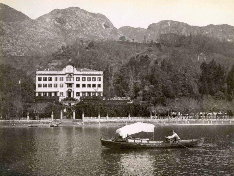 Carlo Bosetti, Tremezzo, Villa Carlotta, albumina, 1890 c.a_b
