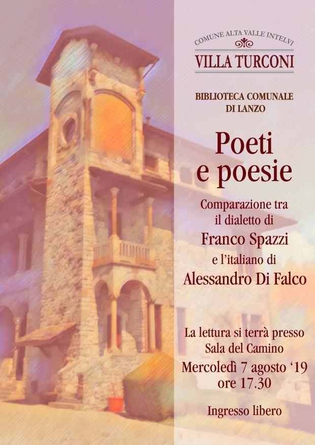 Locandina A4 manifestazioni V. Turconi - Letture Biblioteca(5)